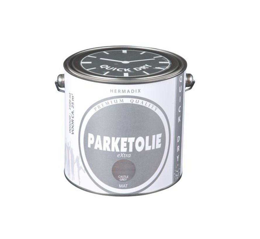 Parketolie Castle Grey