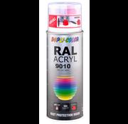 MoTip Acryl Hoogglans RAL9016 Verkeers Wit