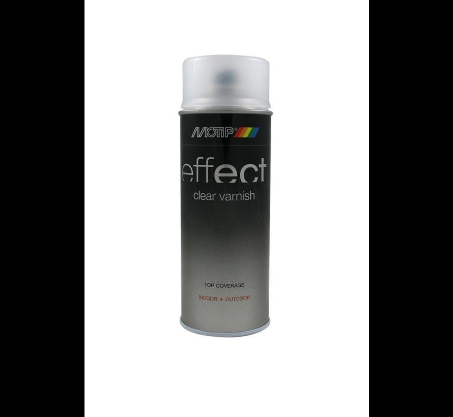 Deco Effect Clear Varnish Acryl Matt