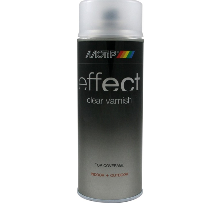 Deco Effect Clear Varnish Acryl Semimatt