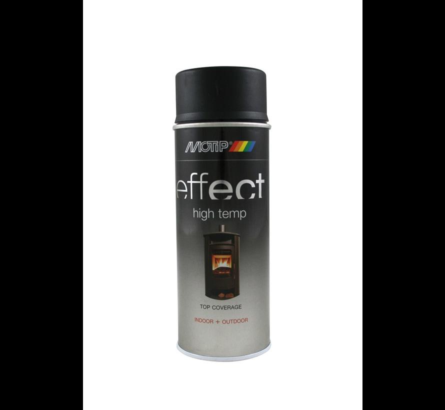 Deco Effect Heat Resistant Black