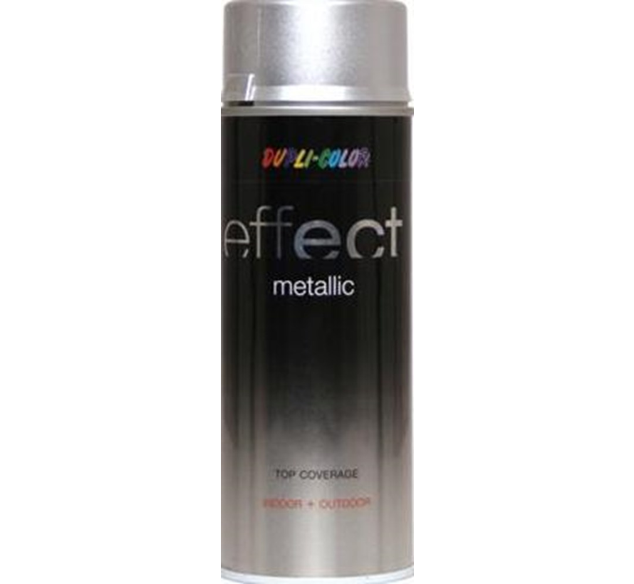 Deco Effect Silver Metallic
