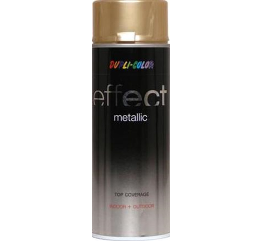 Deco Effect Metallic Real Gold