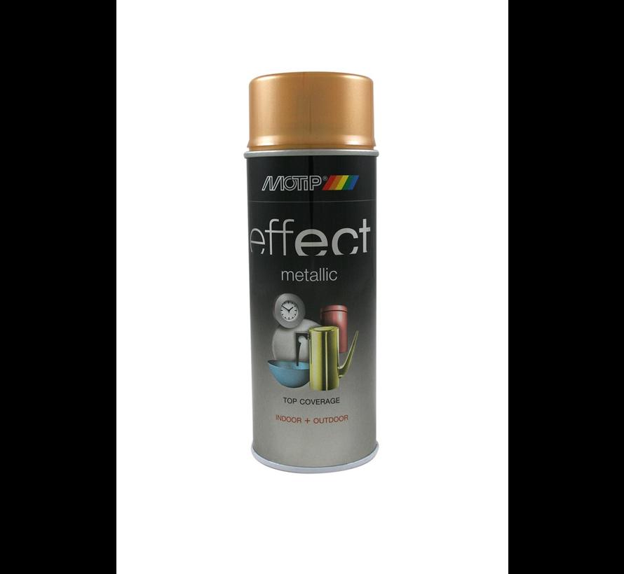 Deco Effect Metallic Antique Gold
