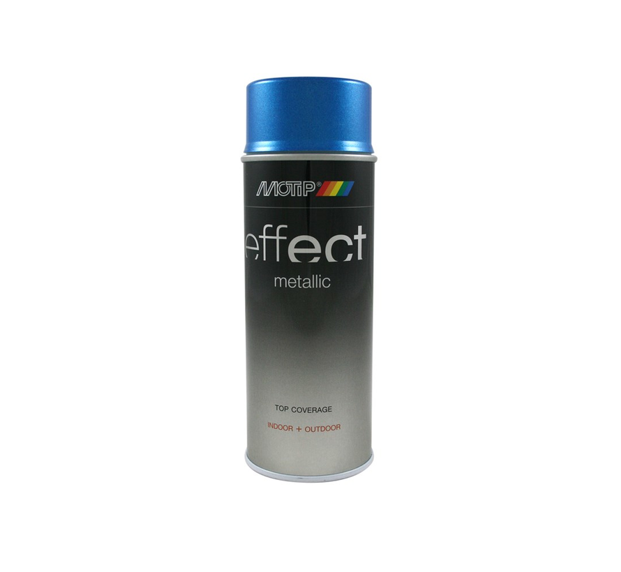 Deco Effect Metallic Blue