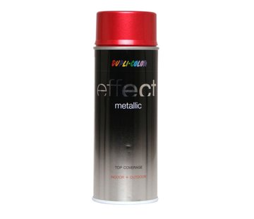 MoTip Deco Effect Metallic Red