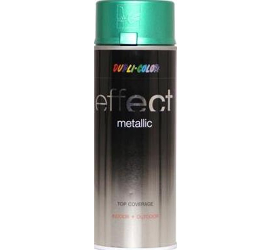 Deco Effect Metallic Green
