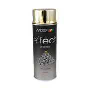 MoTip Deco Effect Chrome Lacquer Gold