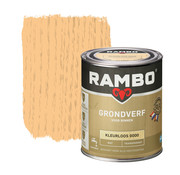 Rambo Grondverf Transparant Mat