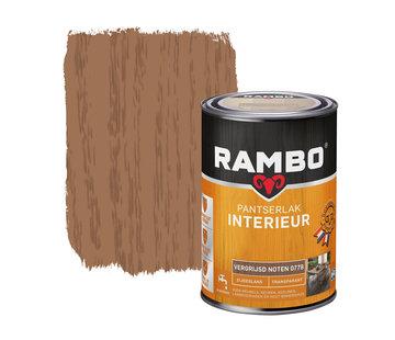 Rambo Pantserlak Interieur Transparant Zijdeglans Vergr.Noten 0778