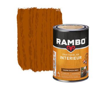 Rambo Pantserlak Interieur Transparant Zijdeglans Warm Eiken 0804