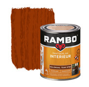 Rambo Pantserlak Interieur Transparant Zijdeglans Koloniaalteak 0769