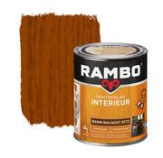 Rambo Pantserlak Interieur Transparant Zijdeglans Warmwalnoot 0772