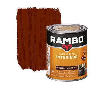 Rambo Pantserlak Interieur Transparant Zijdeglans Palissander 0773