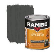 Rambo Pantserlak Interieur Transparant Zijdeglans Antr.Grijs 0774