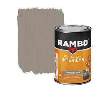 Rambo Pantserlak Interieur Transparant Mat Greywash 0779