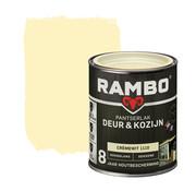 Rambo Pantserlak Deur&Kozijn Hoogglans Dekkend Crèmewit 1110