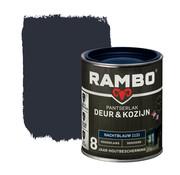Rambo Pantserlak Deur&Kozijn Hoogglans Dekkend Nachtblauw 1121