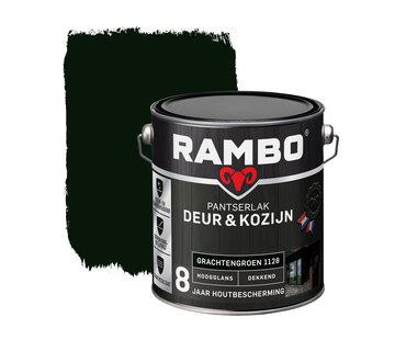 Rambo Pantserlak Deur&Kozijn Hoogglans Dekkend Grachtengroen 1128