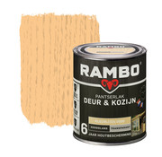 Rambo Pantserlak Deur&Kozijn Hoogglans Transparant