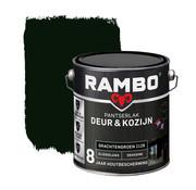 Rambo Pantserlak Deur&Kozijn Zijdeglans Dekkend Grachtengroen 1128