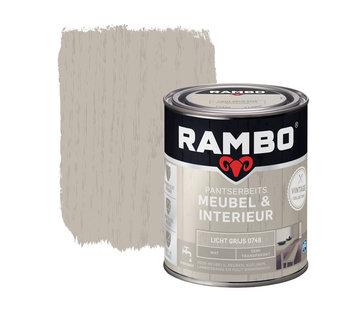 Rambo Pantserbeits Meubel&Interieur Mat Licht Grijs 0748