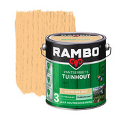 Rambo Pantserbeits Tuinhout Zijdeglans Transparant