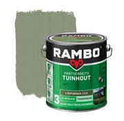 Rambo Pantserbeits Tuinhout Zijdeglans Transparant Loofgroen 1215
