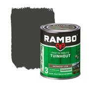 Rambo Pantserbeits Tuinhout Zijdeglans Transparant Antraciet 1218