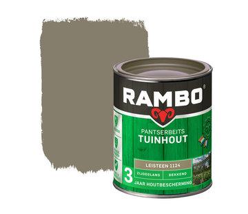 Rambo Pantserbeits Tuinhout Zijdeglans Dekkend Leisteengrijs 1124