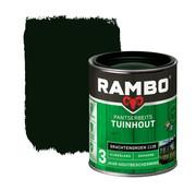 Rambo Pantserbeits Tuinhout Zijdeglans Dekkend Grachtengroen 1128