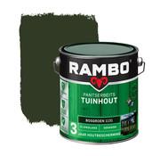 Rambo Pantserbeits Tuinhout Zijdeglans Dekkend Bosgroen 1131
