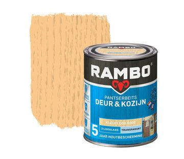 Rambo Pantserbeits Deur&Kozijn Zijdeglans Transparant