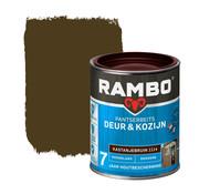 Rambo Pantserbeits Deur&Kozijn Hoogglans Dekkend Kastanjebruin 1114