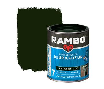 Rambo Pantserbeits Deur&Kozijn Hoogglans Dekkend Rijtuiggroen 1127