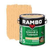Rambo Pantserbeits Schuur&Tuinhuis Zijdeglans Transparant