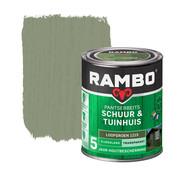 Rambo Pantserbeits Schuur&Tuinhuis Zijdeglans Transp. Loofgroen 1215