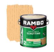 Rambo Pantserbeits Schutting Mat Transparant