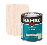 Rambo Pantserlak Vloer Transparant Zijdeglans Whitewash 0777
