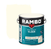Rambo Pantserlak Vloer Dekkend Zijdeglans RAL9010