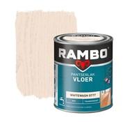 Rambo Pantserlak Vloer Transparant Mat Whitewash 0777