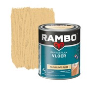 Rambo Pantserlak Vloer Transparant Mat