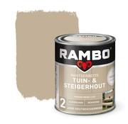 Rambo Pantserbeits Tuin&Steigerhout Zijdeglans Dekkend P.Beige 1146