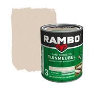 Rambo Pantserbeits Tuinmeubel Zijdeglans Transparant Whitewash 1211