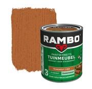 Rambo Pantserbeits Tuinmeubel Zijdeglans Transparant Teakhout 1204