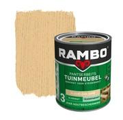 Rambo Pantserbeits Tuinmeubel Zijdeglans Transparant
