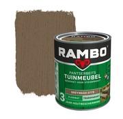 Rambo Pantserbeits Tuinmeubel Zijdeglans Transparant Greywash 0779