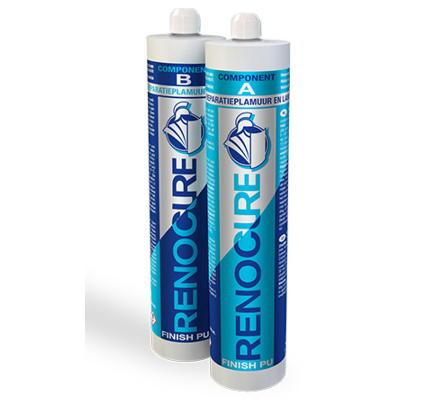 Renocure Finish Pu 600ml Set A+B