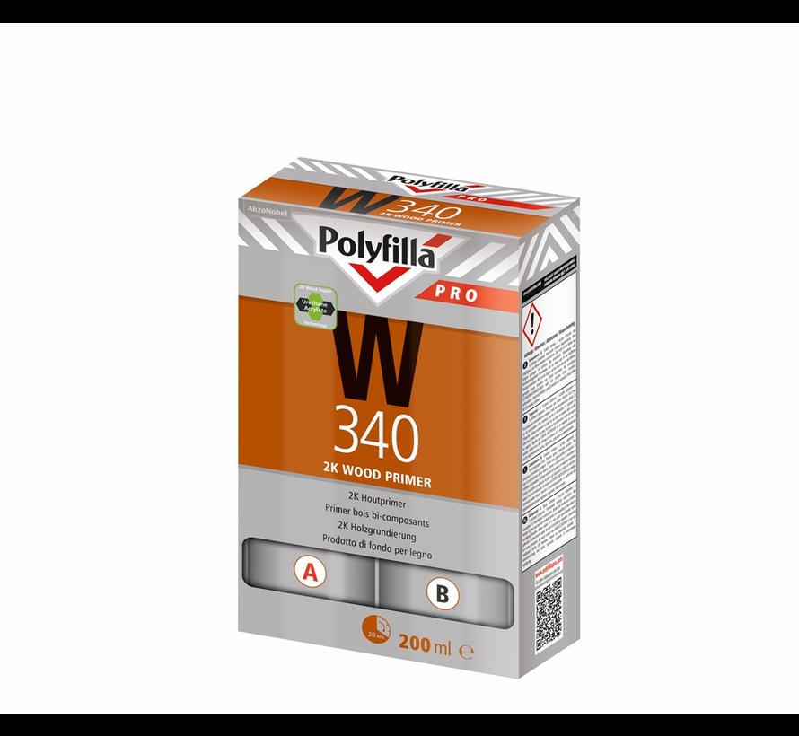 W340 2K Houtprimer