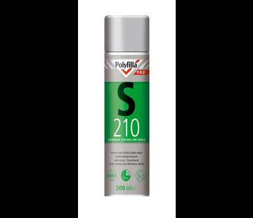 Polyfilla S210 Isoleercoating Geurarm